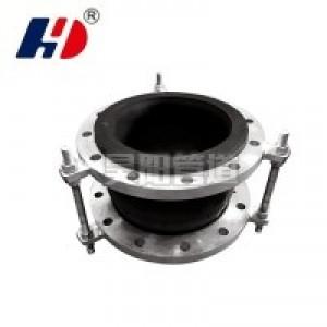 XSQ-A1加强型橡胶接头单球体伸缩器
