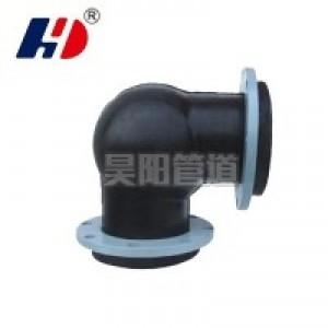 XSQ-D型伸缩器(橡胶弯头)
